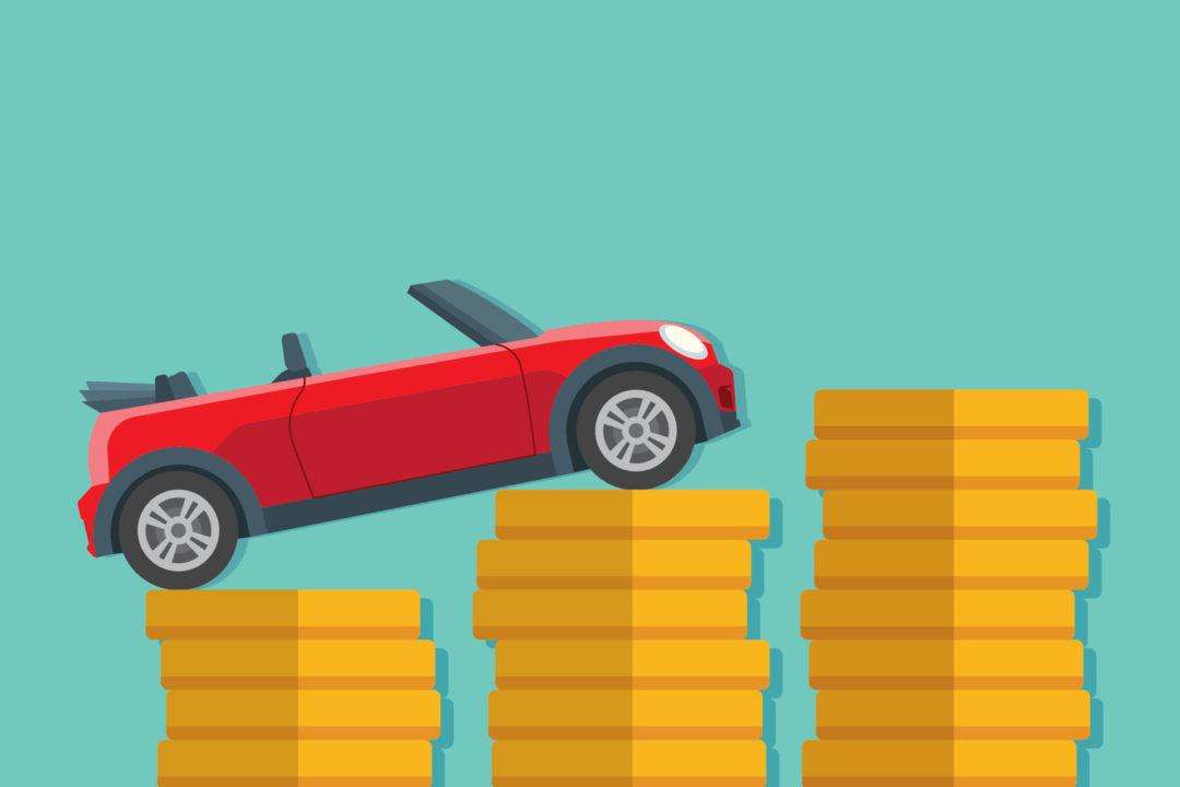 Hva er bilen din verdt